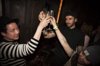 stephanie maida in Libertine NYFW After Party at the Electric Room