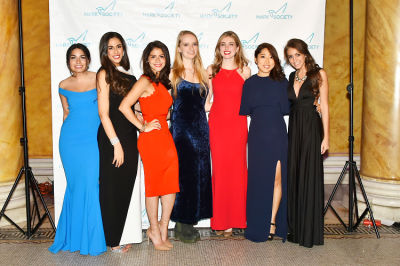 jackie davalos in The HARK SOCIETY's 4th Annual EMERALD TIE GALA