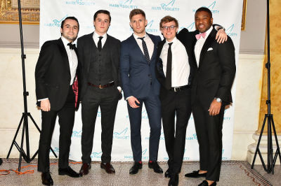 dan cannata in The HARK SOCIETY's 4th Annual EMERALD TIE GALA