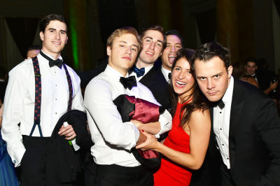 ben ross in The HARK SOCIETY's 4th Annual EMERALD TIE GALA