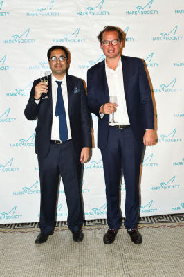 pratik vats in The HARK SOCIETY's 4th Annual EMERALD TIE GALA