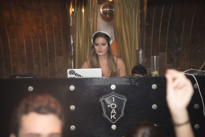 dj coco-robert-2 in Rise City Swimwear Presents a Black Tie Blowout to Benefit Water Collective