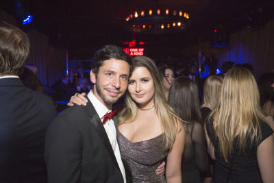 justin grant in Rise City Swimwear Presents a Black Tie Blowout to Benefit Water Collective