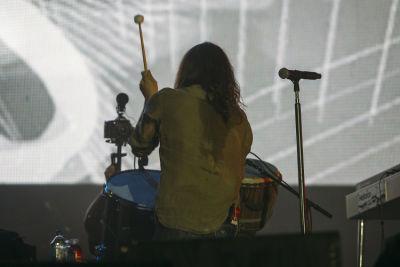 brandon boyd in Shaun White's AIR + STYLE Los Angeles Festival
