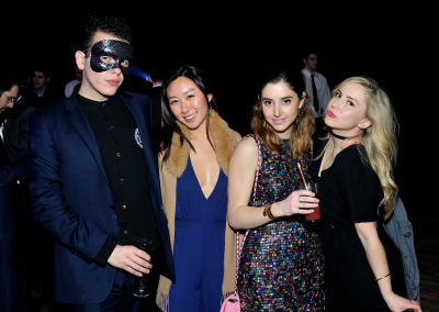 nadine choe in The Purim Ball After Party