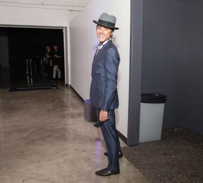 brian rabin in Friends N' Family 19 Grammy Party at Quixote Studios