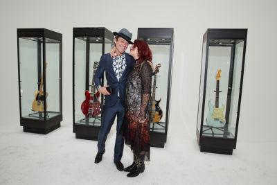 bryan rabin in Friends N' Family 19 Grammy Party at Quixote Studios