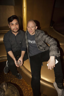 daniel ortiz in Timex Presents Todd Snyder New York Fall 2016 After Party