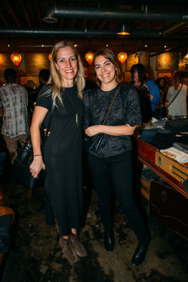 lia fisher in PRPS Spring Collection Launch Event At American Rag Cie