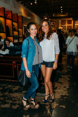 karola sanchez in PRPS Spring Collection Launch Event At American Rag Cie