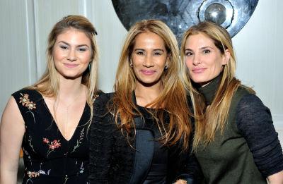 mariaelena scotto in The Bristol Palm Beach Premiere Event in NYC