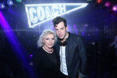 Debbie Harry, Mark Ronson