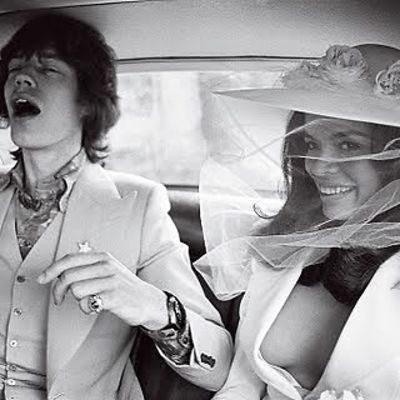 Mick Jagger, Bianca Jagger