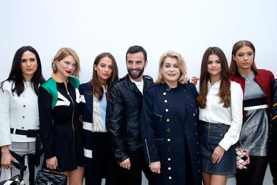 Jennifer Connelly, Lea Seydoux, Alicia Vikander, Nicolas Ghesquiere, Catherine Deneuve, Selena Gomez, Adele Exarchopoulos