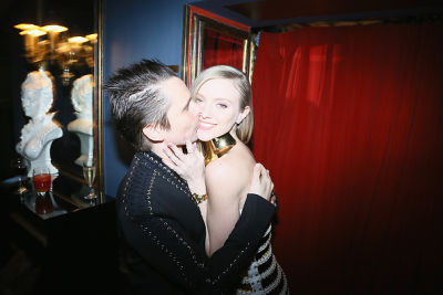 Matt Bellamy, Elle Evans