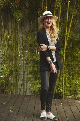 You Should Know: Assia Grazioli-Venier