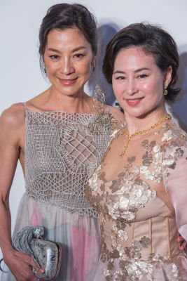 Michelle Yeoh, Pansy Ho