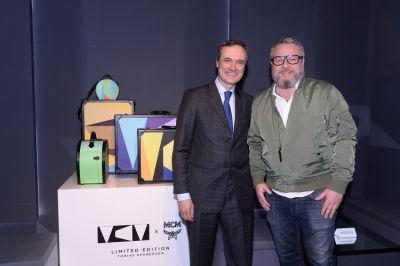 Paolo Fontanelli, Tobias Rehberger