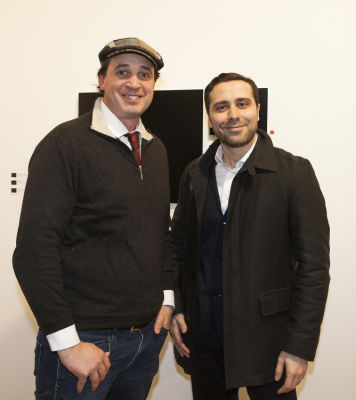 antonio pio-saracino in Clio Art Fair New York