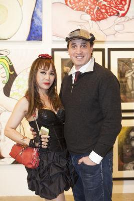 sunhe hong in Clio Art Fair New York