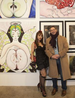 sunhe hong-jeff-bandman in Clio Art Fair New York