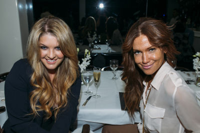 brynn whitfield in DECORTÉ Celebrates Beverly Hills Launch At Mr Chow