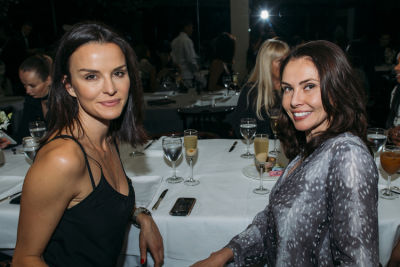 ana alexander in DECORTÉ Celebrates Beverly Hills Launch At Mr Chow