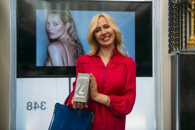 katja eiblmayr in DECORTÉ Celebrates Beverly Hills Launch At Mr Chow