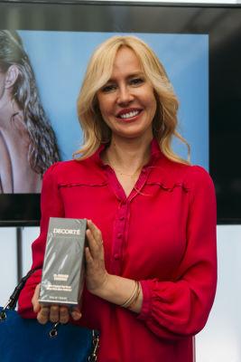 katja eiblmayr in DECORTÉ Luncheon at MR CHOW Beverly Hills