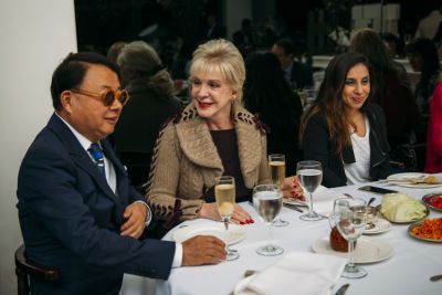stephanie montes in DECORTÉ Luncheon at MR CHOW Beverly Hills