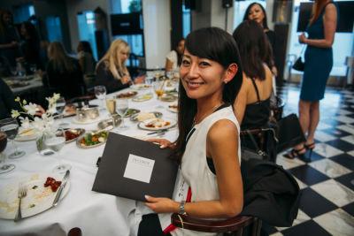 kana miyamoto in DECORTÉ Luncheon at MR CHOW Beverly Hills