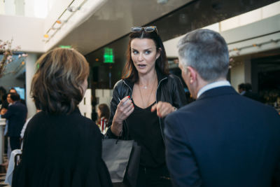 ana alexander in DECORTÉ Luncheon at MR CHOW Beverly Hills