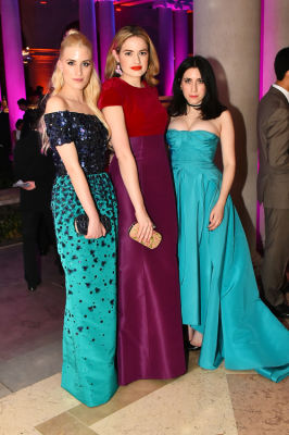 emily selter in Best Dressed Guests: The Most Glam Gowns At The Frick Collection's Young Fellows Ball 2016