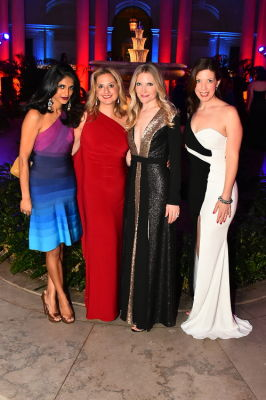cecy topete in Best Dressed Guests: The Most Glam Gowns At The Frick Collection's Young Fellows Ball 2016