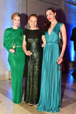 tottie greer in Best Dressed Guests: The Most Glam Gowns At The Frick Collection's Young Fellows Ball 2016