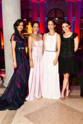 carolina herrera-de-baez in Best Dressed Guests: The Most Glam Gowns At The Frick Collection's Young Fellows Ball 2016