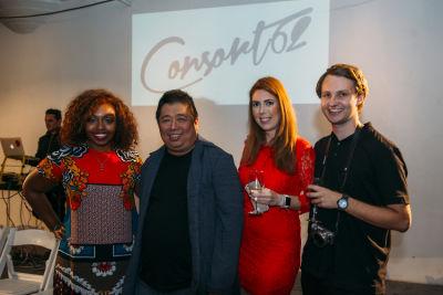 jake lambert in Consort62 Presents FW/16 at Astroetic Studios