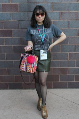 stephanie maida in SXSW Street Style 2016: The Best Looks From The Weekend