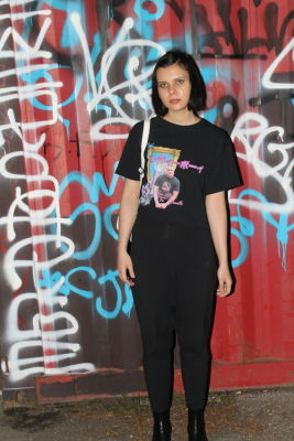 nicie poris in SXSW Street Style: The Coolest Looks From Music 2016