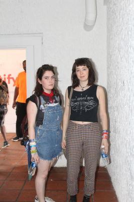 Wrenne Evans, Jenna Moynihan