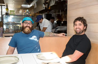 vinny dotolo in Jon & Vinny: The Duo Taking Over L.A.'s Foodie Scene