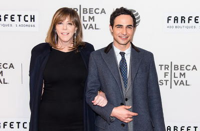 zac posen in Tribeca Film Festival Kicks Off With 'The First Monday In May'