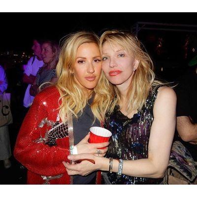 Ellie Goulding, Courtney Love