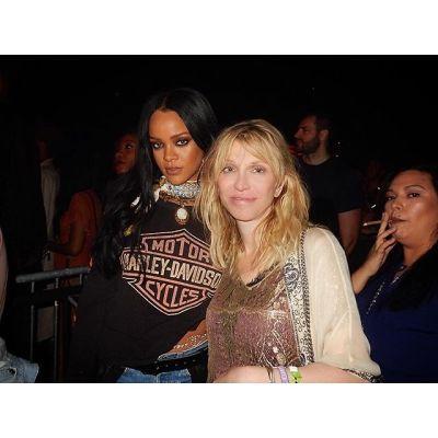 Rihanna, Courtney Love