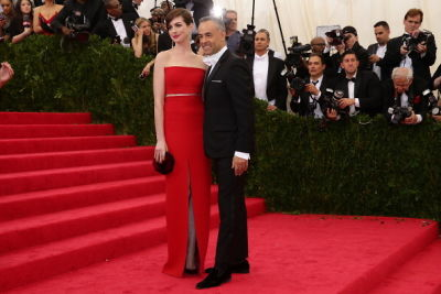 Anne Hathaway, Francisco Costa
