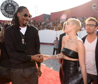 Snoop Dogg, Miley Cyrus