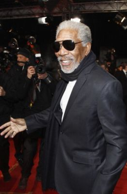 morgan freeman in 10 Unexpected Celebrities Who Are Total Stoners