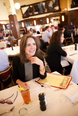 nadine abramcyk in Where To See & Be Seen: The Definitive Downtown Guide