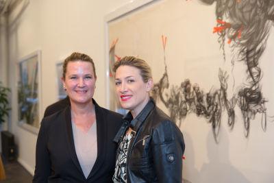 alex polier in Contemporary Artist Hui Chi Lee Debuts 'Lian : Lian' Exhibit