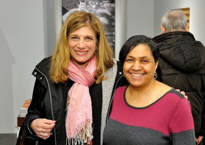ann thomas in Thos. Moser NYC Book Tour